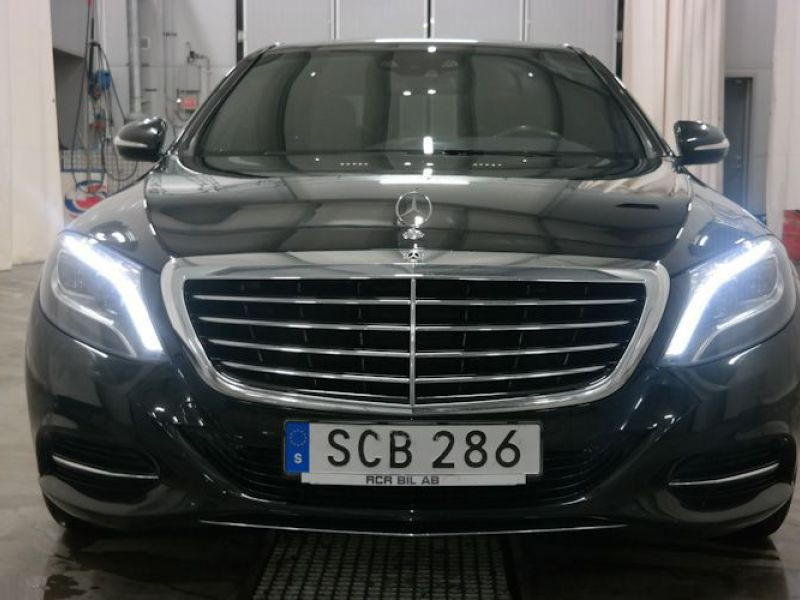 Mercedes-Benz S350 BlueTEC 4Matic 7G Tronic Plus - 6
