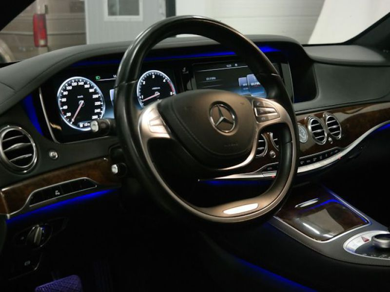 Mercedes-Benz S350 BlueTEC 4Matic 7G Tronic Plus - 7