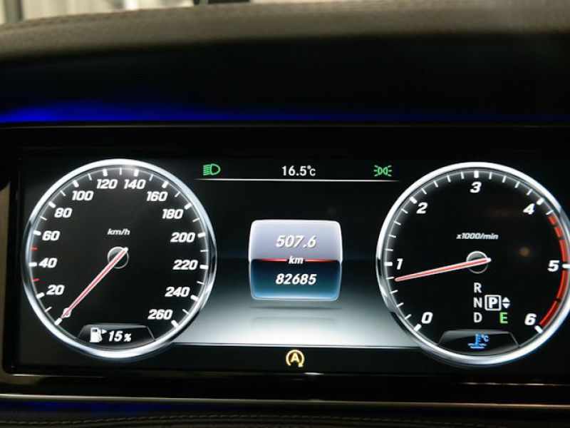 Mercedes-Benz S350 BlueTEC 4Matic 7G Tronic Plus - 8