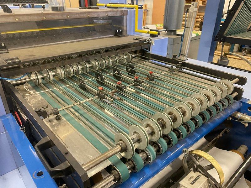 Miyakoshi Tryckpress / Printing press - 6