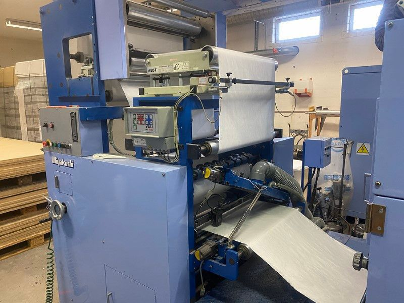 Miyakoshi Tryckpress / Printing press - 40