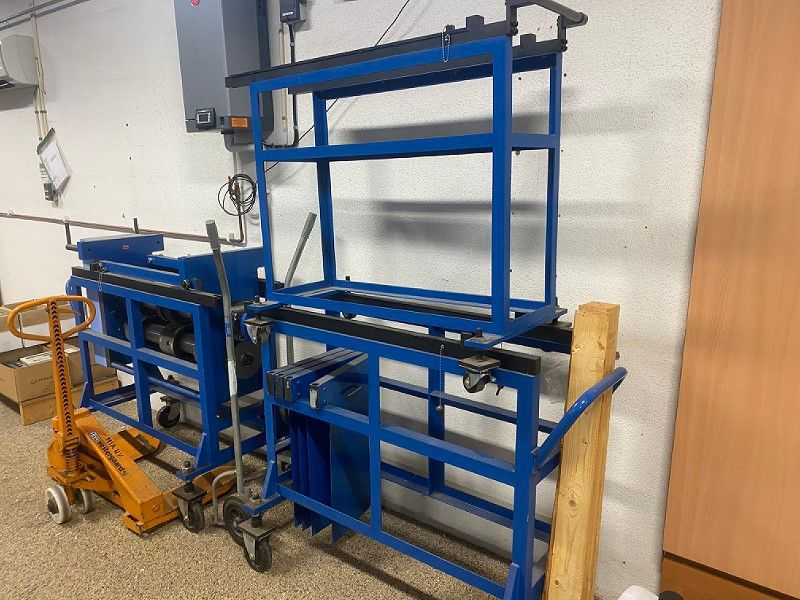 Miyakoshi Tryckpress / Printing press - 49