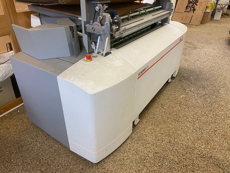 Miyakoshi Tryckpress / Printing press - 63