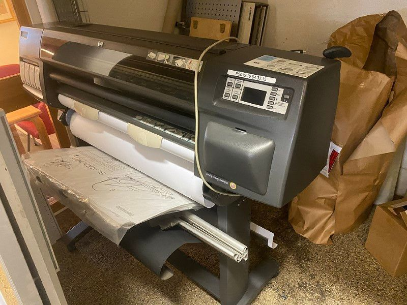 Miyakoshi Tryckpress / Printing press - 70