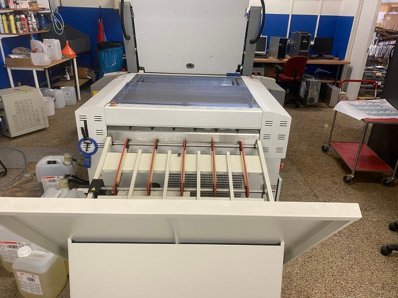 Miyakoshi Tryckpress / Printing press - 84