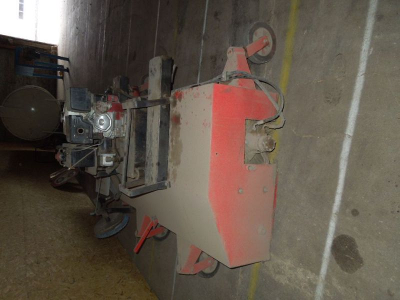 Kost med opsamler kasse / Sweeper with collector - 2