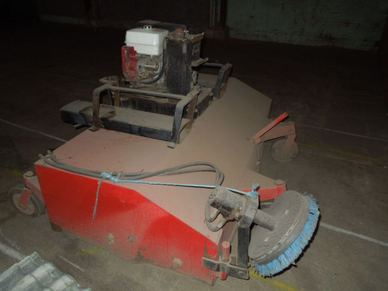 Kost med opsamler kasse / Sweeper with collector - 7