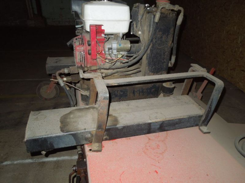 Kost med opsamler kasse / Sweeper with collector - 8
