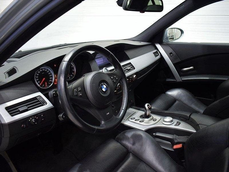 BMW M5 E60 V10 VERY GOOD CONDITION - 6