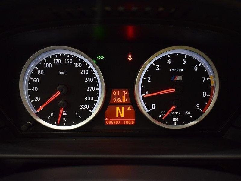 BMW M5 E60 V10 VERY GOOD CONDITION - 7