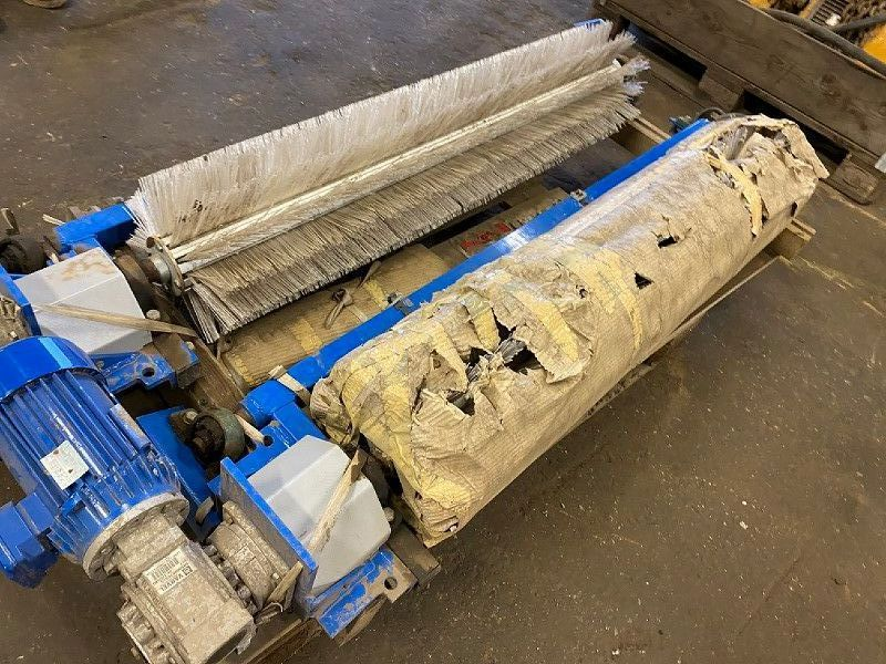 Bandborstar till Transportband/Band brushes for conveyor belt - 8