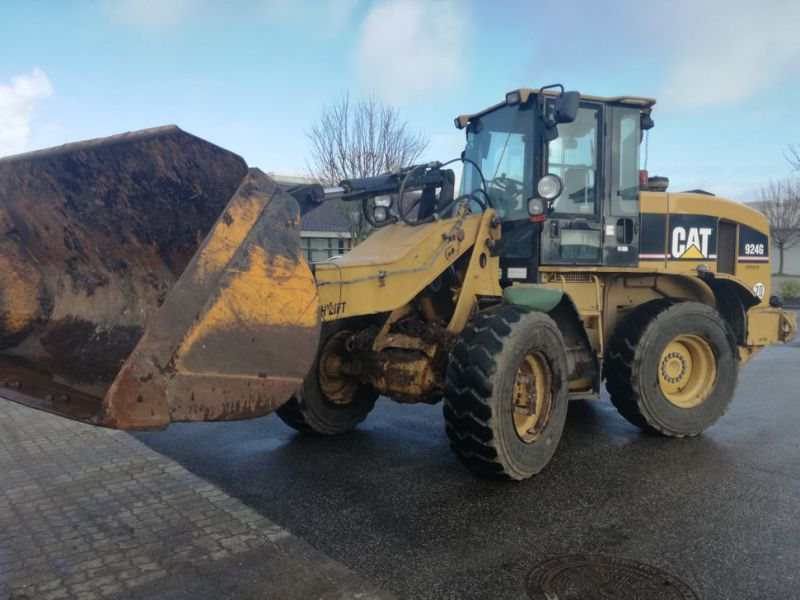 CAT 924 G High Lift hjullæsser / Wheelloader - 0