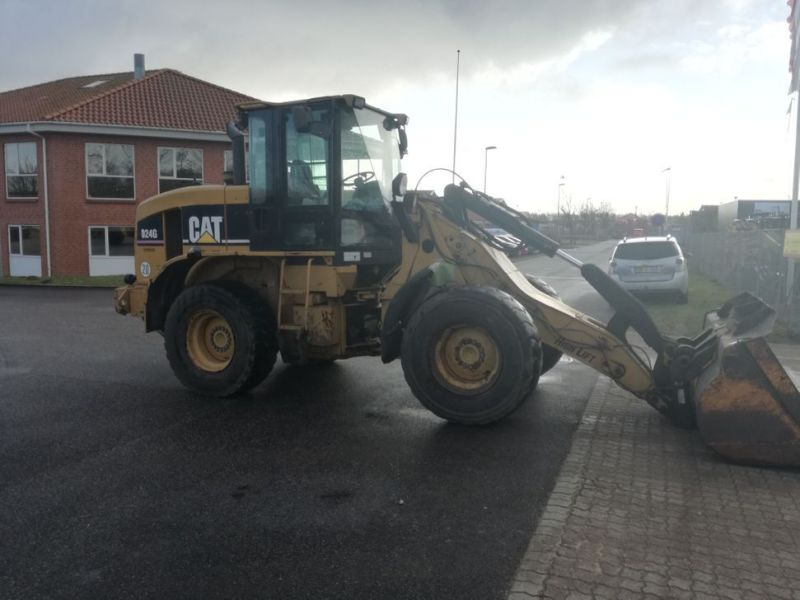 CAT 924 G High Lift hjullæsser / Wheelloader - 22