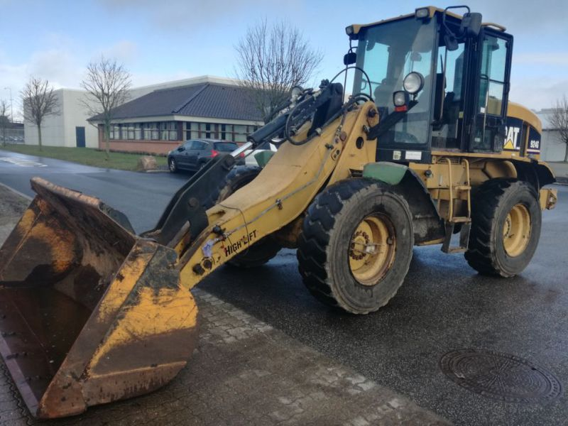 CAT 924 G High Lift hjullæsser / Wheelloader - 24