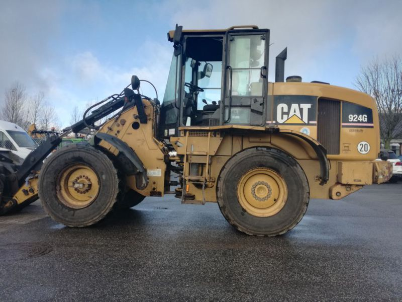 CAT 924 G High Lift hjullæsser / Wheelloader - 25