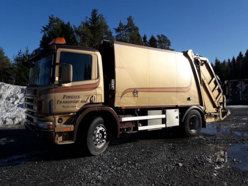 Scania P94 GB/390 sopbil - 35