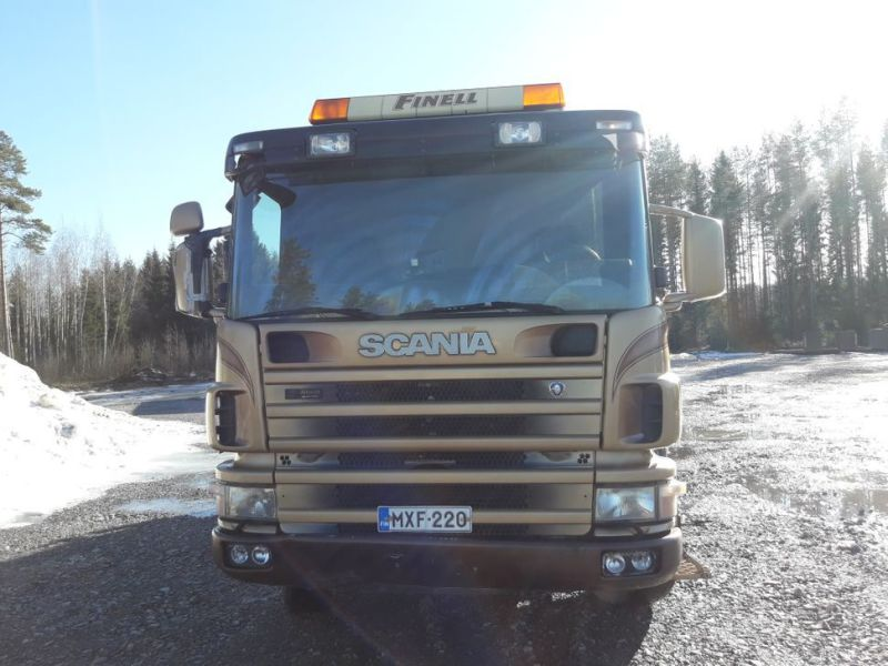 Scania P94 GB/390 sopbil - 37
