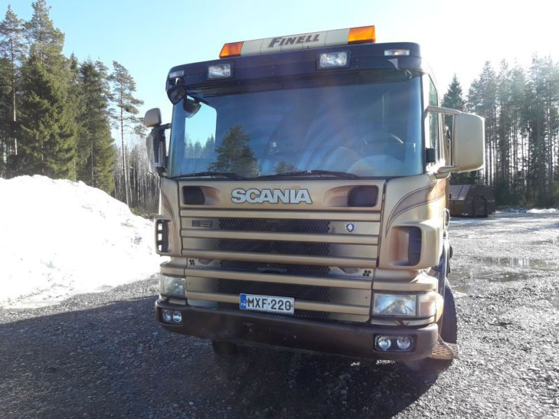 Scania P94 GB/390 sopbil - 38