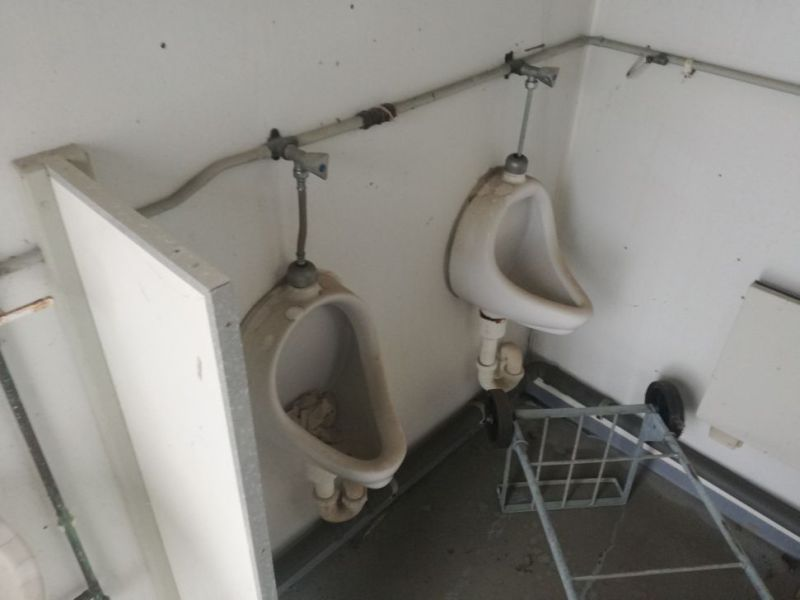 Toiletvogn med 2 Toiletter / Toilet trolley with 2 toilets. - 5