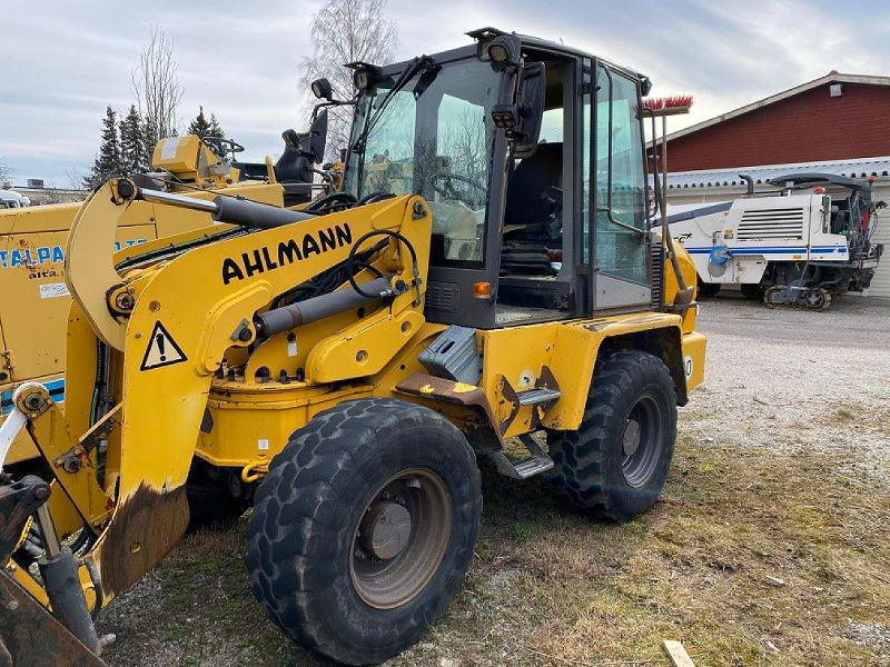 Hjullastare/Wheel loader Ahlmann AS90 - 0