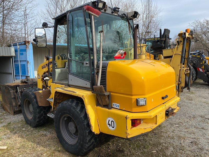 Hjullastare/Wheel loader Ahlmann AS90 - 2
