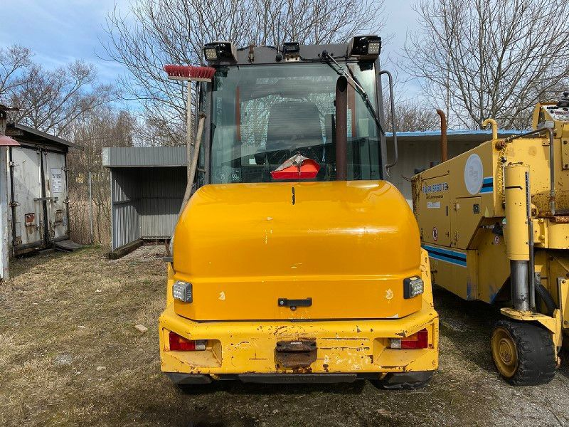 Hjullastare/Wheel loader Ahlmann AS90 - 3