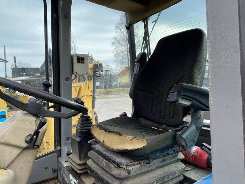Hjullastare/Wheel loader Ahlmann AS90 - 17