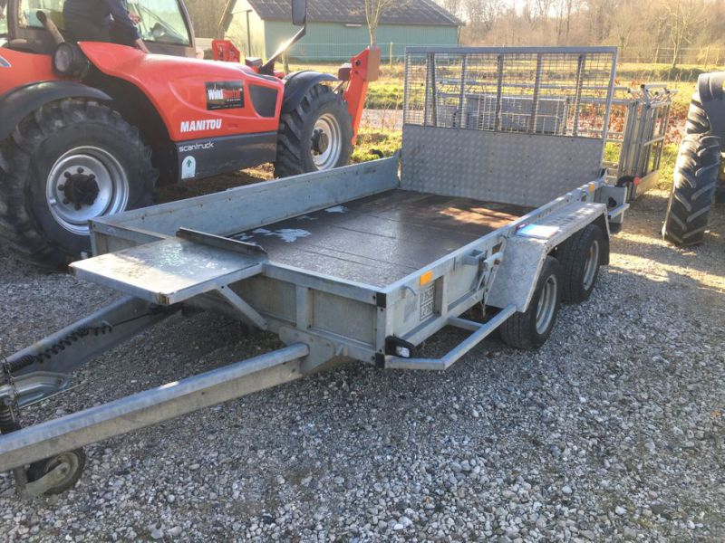 Ifor Williams KFG35  Maskin trailer / Machine trailer - 0