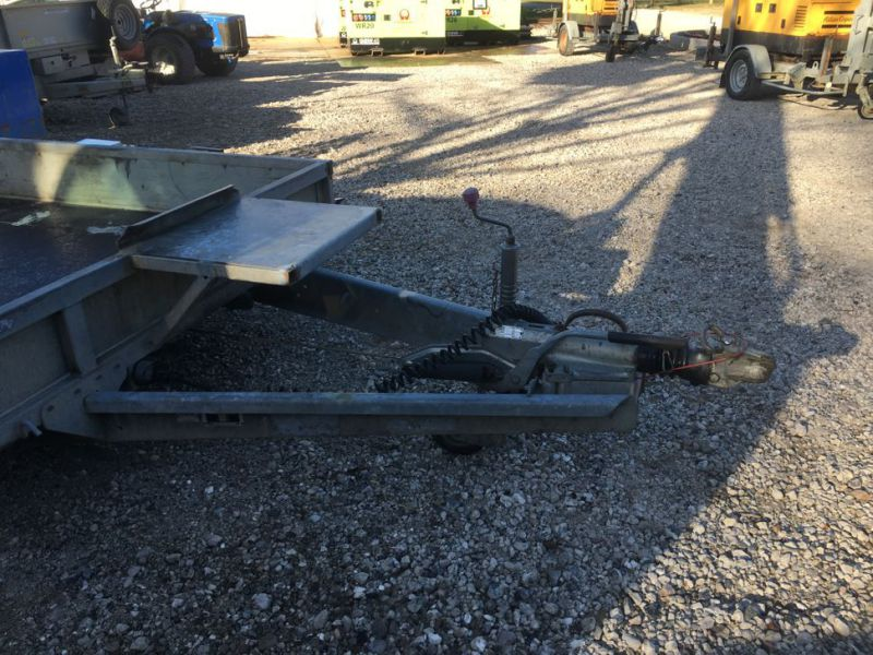 Ifor Williams KFG35  Maskin trailer / Machine trailer - 4
