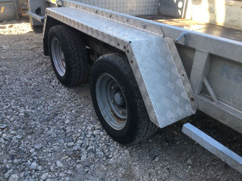Ifor Williams KFG35  Maskin trailer / Machine trailer - 8