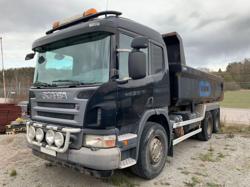 Scania R340 6X2 Tipper - 0