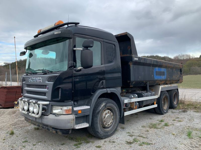 Scania R340 6X2 Tipper - 1