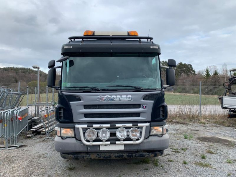 Scania R340 6X2 Tipper - 7