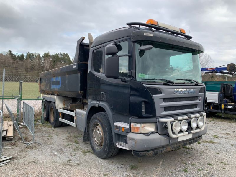 Scania R340 6X2 Tipper - 8