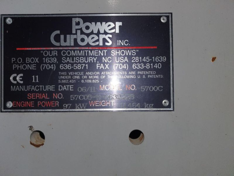 Power Curber 5700-C - 9