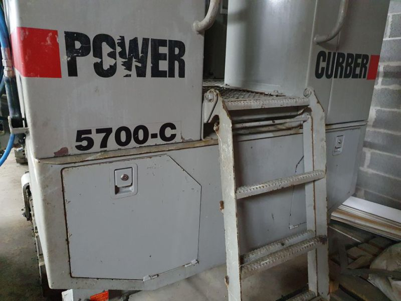 Power Curber 5700-C - 10