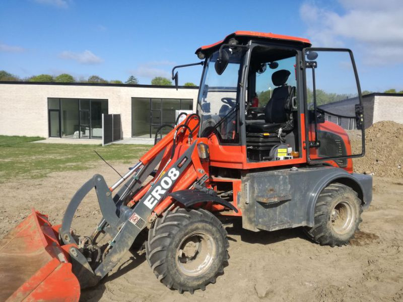 Everun ER08 Wheel Loader Year 2018 Hour 200 - 0