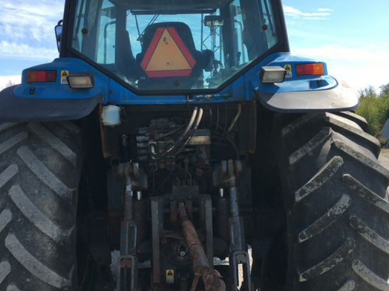 New Holland 8670 4 WD Traktor / Tractor - 7