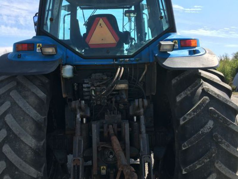 New Holland 8670 4 WD Traktor / Tractor - 8