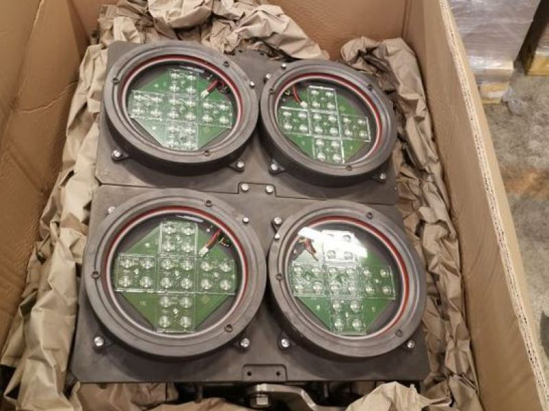 Floodlights Eaton PXLED, diverse typer / Various models - 0