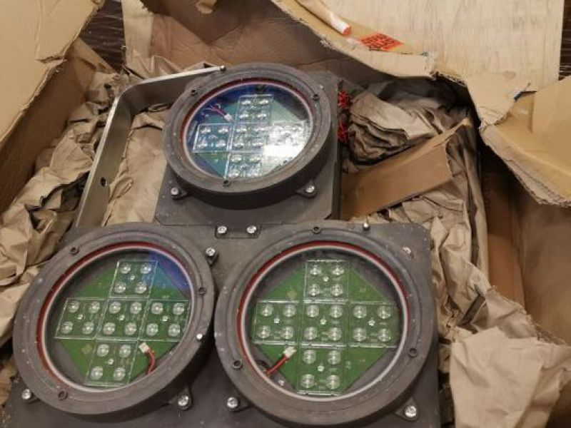 Floodlights Eaton PXLED, diverse typer / Various models - 2