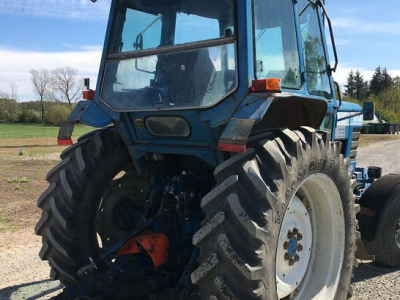 Traktor Ford 6710 / Tractor Ford 6710 - 7