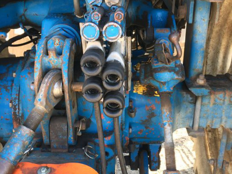 Traktor Ford 6710 / Tractor Ford 6710 - 8