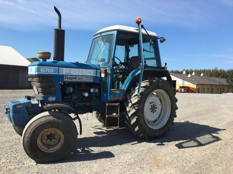 Traktor Ford 6710 / Tractor Ford 6710 - 12