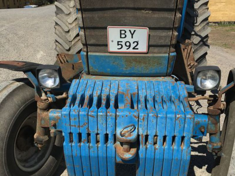 Traktor Ford 6710 / Tractor Ford 6710 - 13
