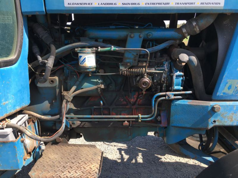 Traktor Ford 6710 / Tractor Ford 6710 - 16