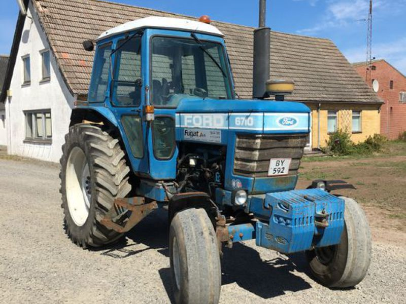 Traktor Ford 6710 / Tractor Ford 6710 - 17