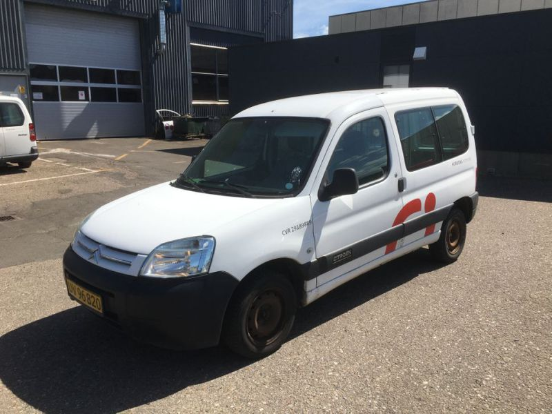 Citroen Berlingo 2,0 HDI Van - 0