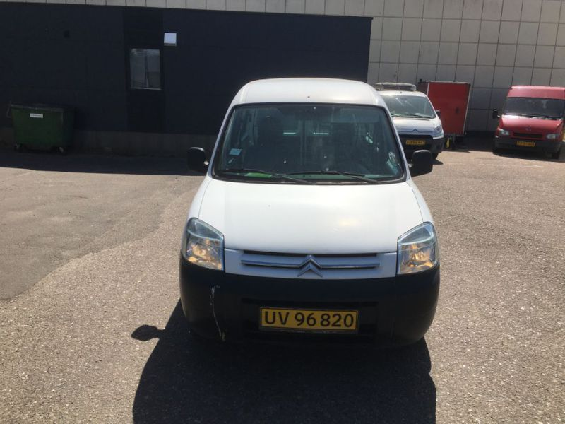 Citroen Berlingo 2,0 HDI Van - 1