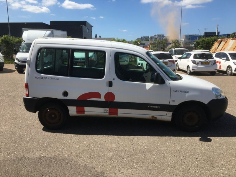 Citroen Berlingo 2,0 HDI Van - 3